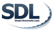 SDL (Simple DirectMedia Layer) logo